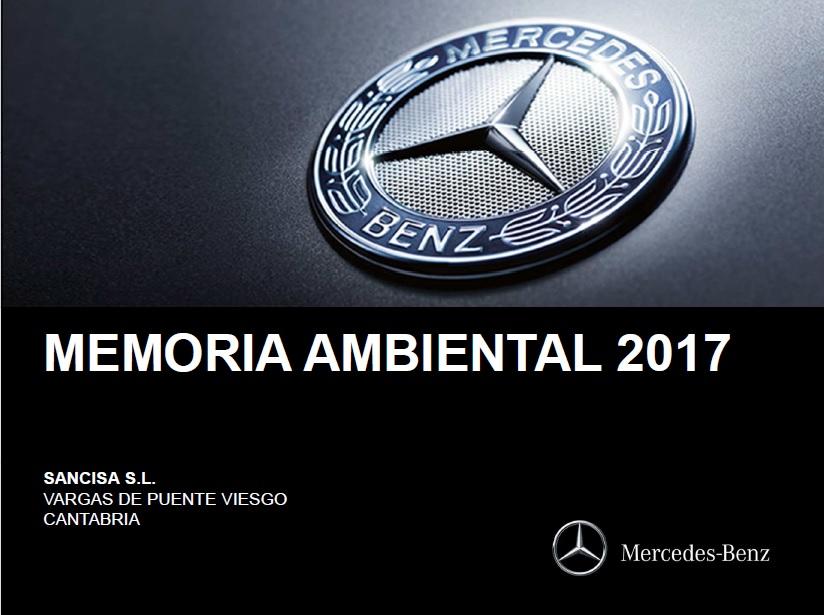 Memoria Ambiental 2017