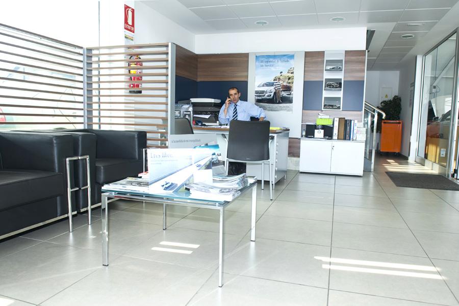 Concesionario Mercedes Benz Cantabria Santander Sancisa